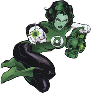 Jade (Lanterna Verde)