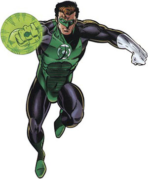 Hal Jordan (Lanterna Verde)