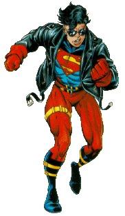 Super Boy II (Conner Kent)