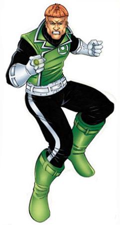 Guy Gardner (Lanterna Verde)