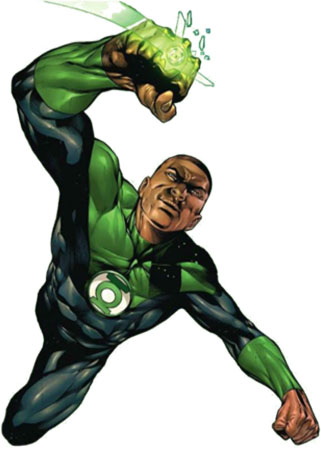 John Stewart (Lanterna Verde)