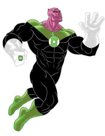 Kilowog (Lanterna Verde)