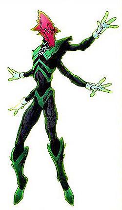 Salakk (Lanterna Verde)