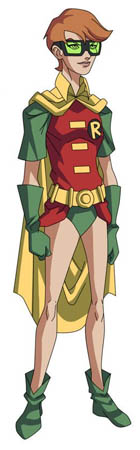 Robin VI (Carrie Kelley)