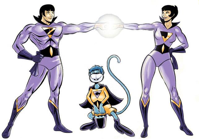 Super Gêmeos