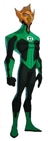 Tomar-Re (Lanterna Verde)