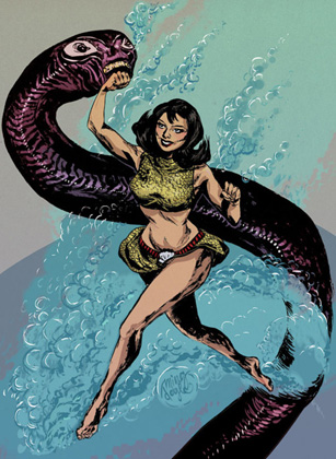 Aquagirl (Tula)
