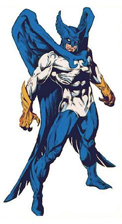 Gavião Azul