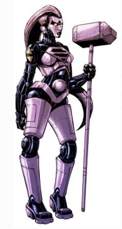 Aço II (Natasha Irons)