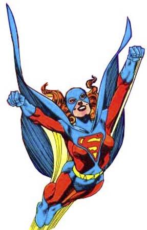 Super Woman (Kristin Wells)