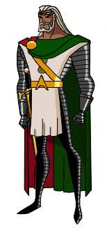 Aquaman (Rei Arthur)