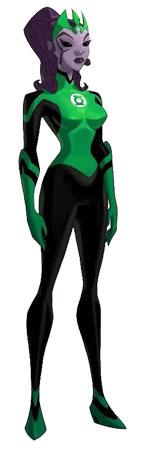 Princesa Iolande (Lanterna Verde)