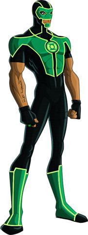 Simon Baz (Lanterna Verde)