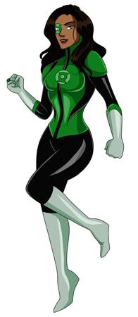 Jéssica Cruz (Lanterna Verde)