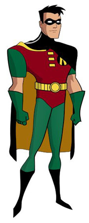 Robin II (Jason Tod)