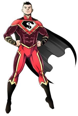 Super Homem Chinês (Kong Kenan)