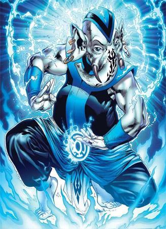Irmão Warth (Lanterna Azul)