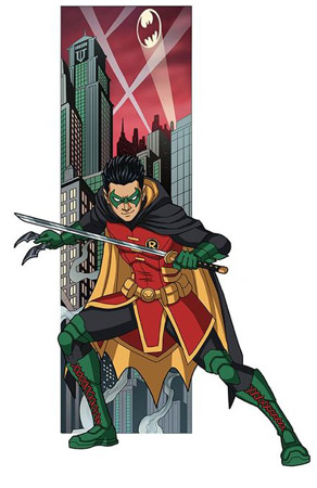 Robin IV (Damian Wayne)