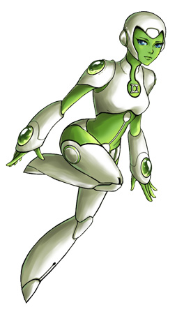 Aya (Lanterna Verde)