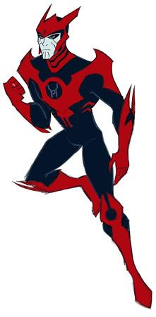 Razer (Lanterna Vermelho)