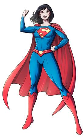 Super Woman (Lois Lane)