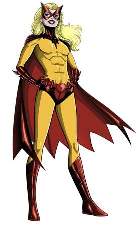 BatGirl ((Elizabeth Kane)