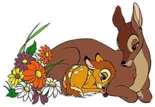 Mamãe do Bambi