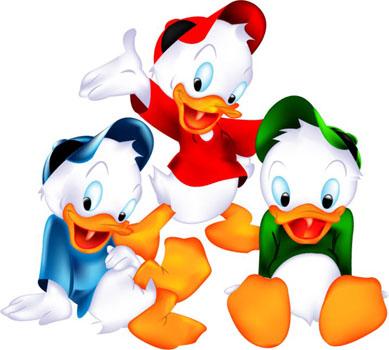 Huguinho, Zezinho e Luizinho
