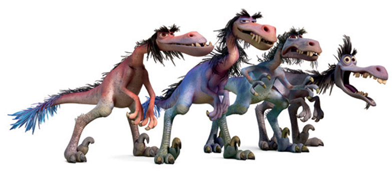 Bubbha - Lider dos Velociraptors