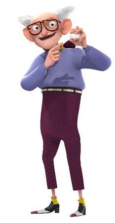 Vovô Bud