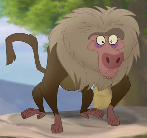 Big Baboon