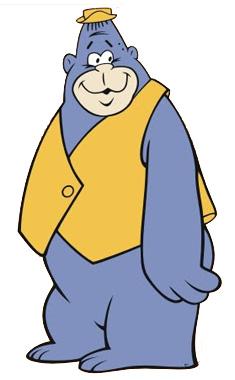 Urso do Cabelo Duro