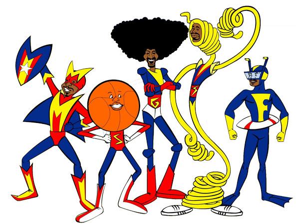 Os Super Globetrotters