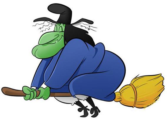 Bruxa Hazel