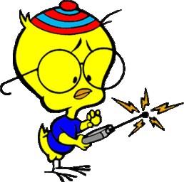 Egghead Jr.