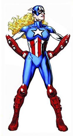Capitã Girl