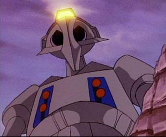 Robô de Guerra Plundarian