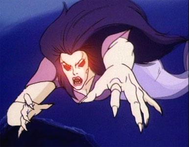 Sereia Vampira