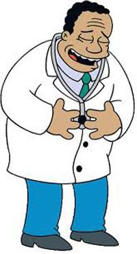 Dr Julius Hibbert