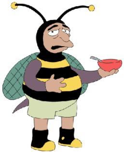 Pedro Chespirito - O Homem Abelha