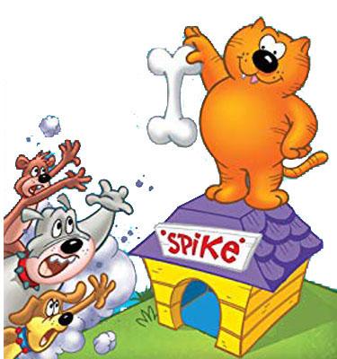 Lorde Gato e Spyke