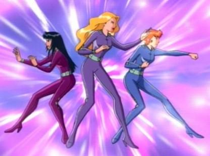 Alice, Pam e Crimson