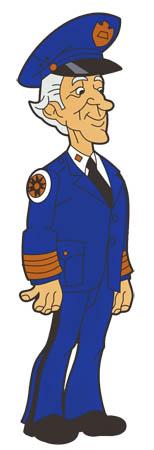 Comandante Eric Lassard