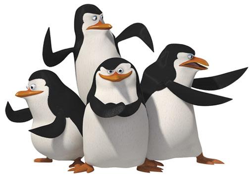 Os Pinguins
