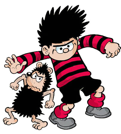 Dennis e Feroz