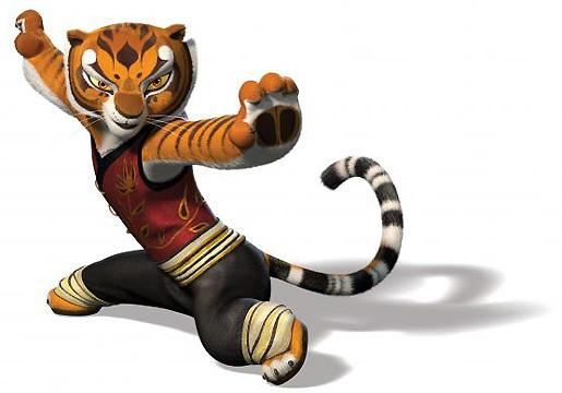 Mestre Tigresa