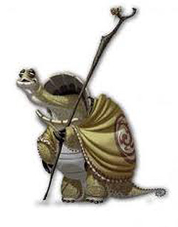 Mestre Oogway
