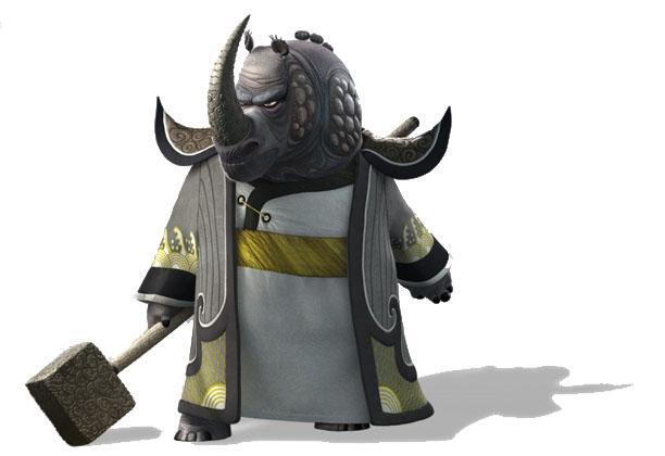Mestre Rino Trovão