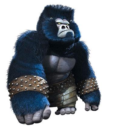 Gorila do exército de Shen