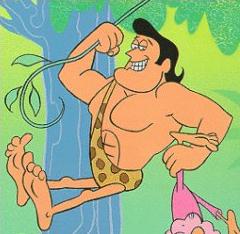 George - O Homem das Selvas
